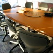 Business meeting room — Foto de Stock
