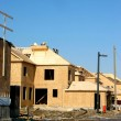 New home construction — Stock Photo #6980364