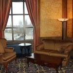 Hotel lobby — Stock Photo #6980562