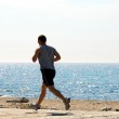 Man jogging — Stock Photo #6980613