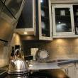 Modern kitchen — Stock fotografie #6980620
