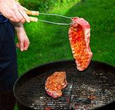Barbecue — Stock Photo