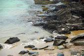 Skaliste wybrzeże — Zdjęcie stockowe