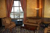 Hotel lobby — Photo
