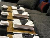 Japanese table setting — Stock Photo