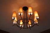 Light fixture — Stock Photo