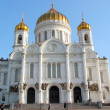 Cathedral in Moscow - Stock Photo