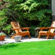 House patio — Stock Photo #7085051