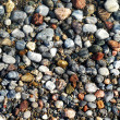 Pebbles under water — Photo