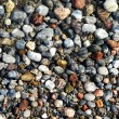 Pebbles under water — Stock Photo
