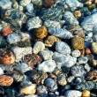 Colorful pebbles — Stock Photo