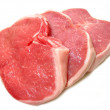 Pork chops — Stock Photo #7085130