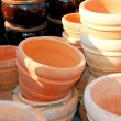 Clay pots — Foto Stock