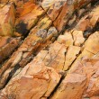 Rock surface - Stock Photo