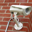 Security camera - Stock Photo