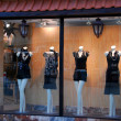 Stock Photo: Boutique window
