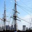 USS Constitution — Stock Photo