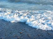 Waves at the seashore — Stock Photo