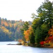 Autumn lake — Stock Photo #7611954