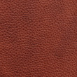 Photo: Brown leather background