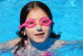 Dziecko basen — Zdjęcie stockowe