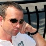 Man sunglasses — Stock Photo #7639544