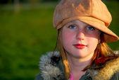Retrato de la muchacha — Foto de Stock
