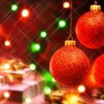 クリスマスが来ています。 — ストック写真