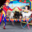 Harlequin and Colombinin Love — ストック写真 #7168269