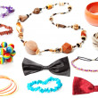 Accessories set #3   Isolated — Stock Photo #7580433