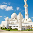 Stock Photo: Sheikh Zayed Mosque