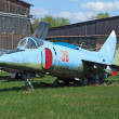 Yak-38 jet - Stock Photo