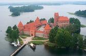 Trakai castle — Stock Photo