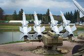 S-125 Pechora SAM launcher — Stock Photo
