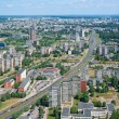 Karolinishkes district of Vilnius — Stock Photo