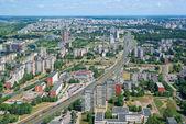 Karolinishkes district of Vilnius — Stock Photo