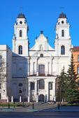 大教堂在明斯克 — 图库照片