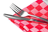 Knife and fork — Stock Photo