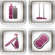 Royalty-Free Stock Vector Image: Cleaning Appliances