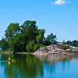 Stock Photo: Finnish scenery