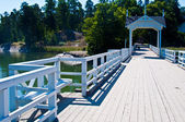 Bridge to Seurasaari — Stock Photo