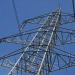 High voltage power line — Stock Photo #6749762