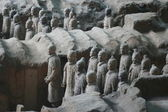 Terracotta Army Xian / Xi — Stock Photo