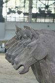Terracotta Army Xian / Xi — Stock Photo