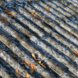 Asbestos roof — Stock Photo #7510716