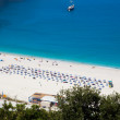 Myrtos beach, Kefalonia — Stock Photo #7007035