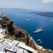 Thira, Santorini, Greece — Stock Photo #7007064