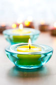 Close-up of candles — Stock Photo