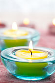 Close-up di candele — Foto Stock