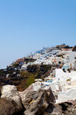 Thira, Santorini, Greece — Stock Photo